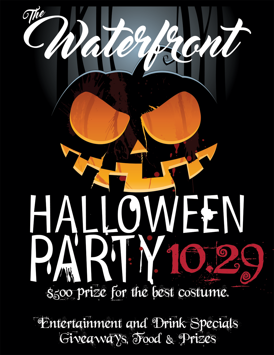 waterfront-restaurant-halloween-party-10-16 | The Waterfront ...